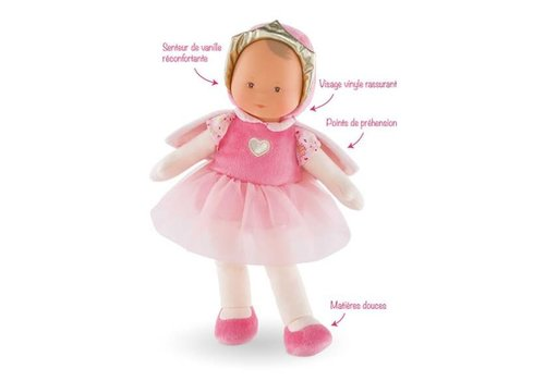 Corolle Doudou Princesse  Fleur de coton