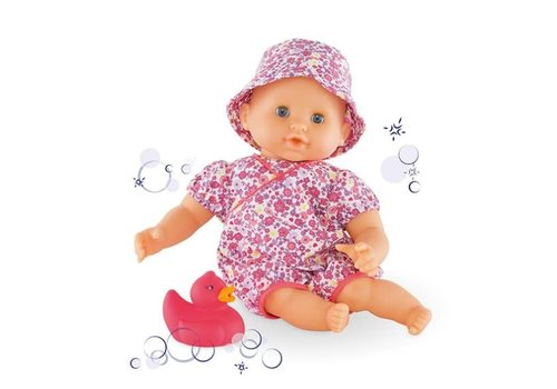 Corolle Bath Floral Bloom Baby Doll