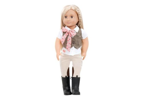 Our generation Rinding Doll Leah