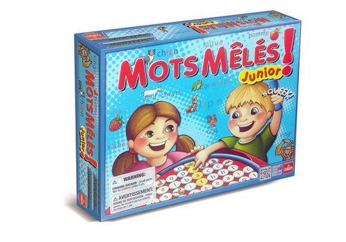 Game Wordsearch Jr-French