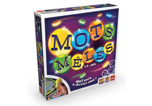 Game Mots Meles (Wordsearch French Only)