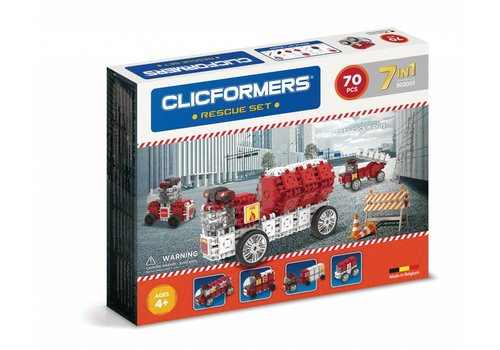 Clicformers Rescue 70