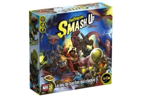 Smash-up (FR)