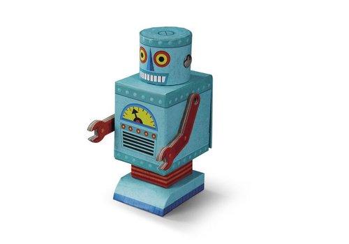 48-pc Creeture Puzzle/Robot