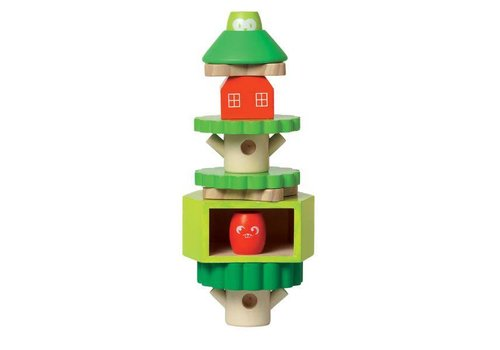 Treehouse Stack-up