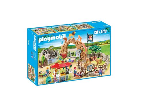 Playmobil Grand Zoo