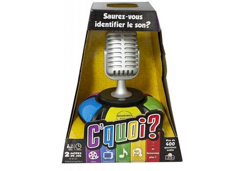Name it (C quoi ?)