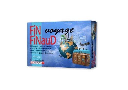 Fin Finaud : Voyage