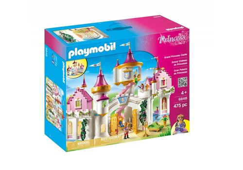 Playmobil Grand chateau de princesse