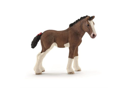 Schleich Poulain Clydesdale
