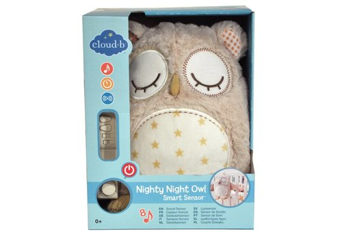 Cloud B Night owl Smart sensor