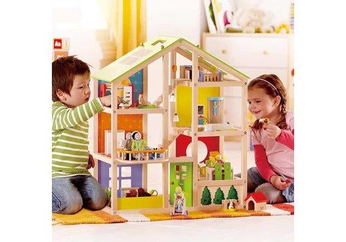 Hape Maison toute saison (meublée)