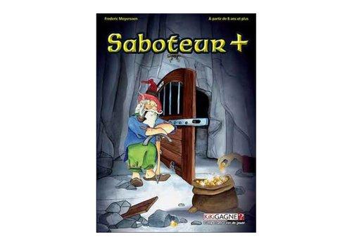 Saboteur +
