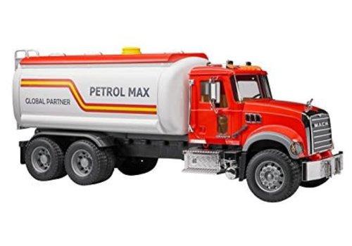 Bruder MACK Granite Tanker Truck