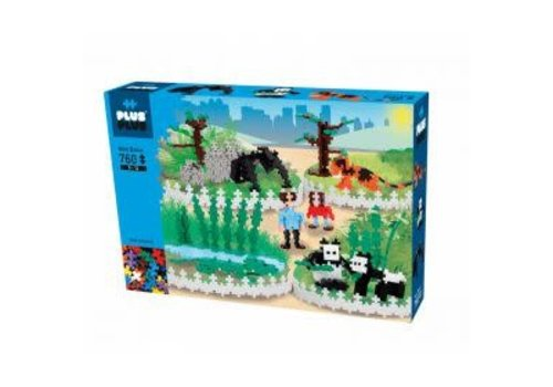 Mini Basic Zoo 760 pcs