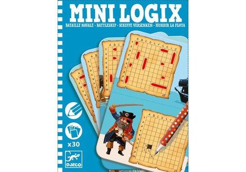 Djeco Mini logix / Battleship