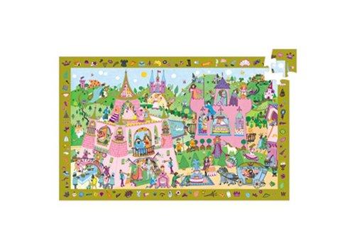 Djeco Puzzle observation / Princesses / 54 pcs