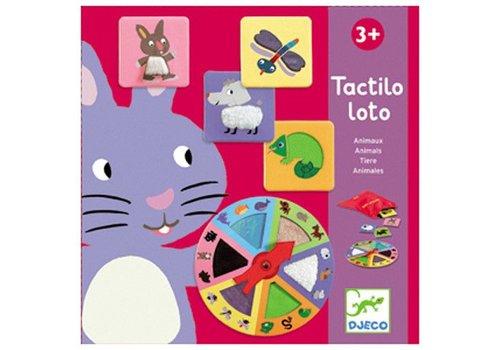 Djeco Tactilo loto / Animaux