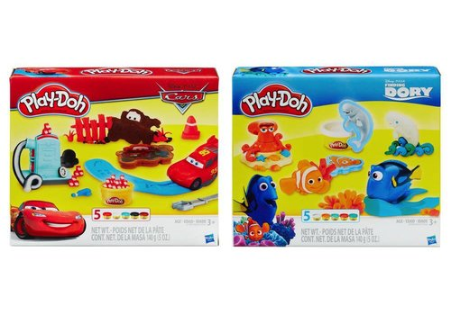 Play-Doh Disney Junior favoris assortis