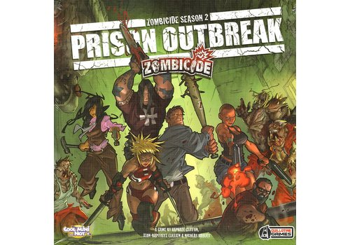 Zombicide Saison 2 : Prison Outbreak