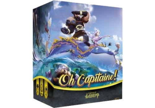 Oh Capitaine!