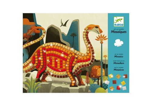 Djeco Mosaiques / Dinosaures
