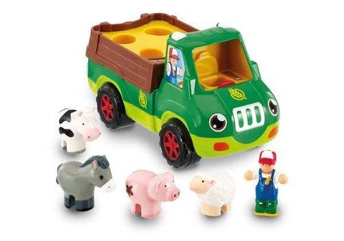 wow Le camion de ferme de Freddie