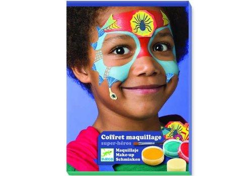 Djeco Coffret de maquillage/ Super heros