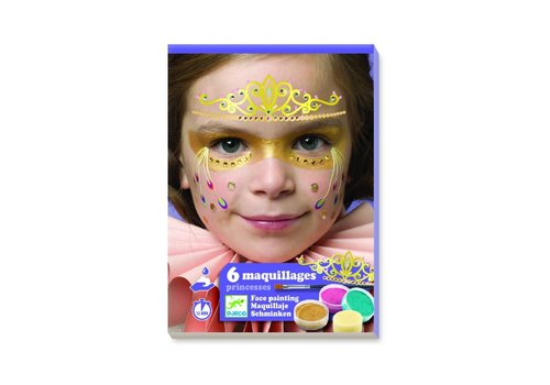 Djeco Coffret de maquillage / Princesse