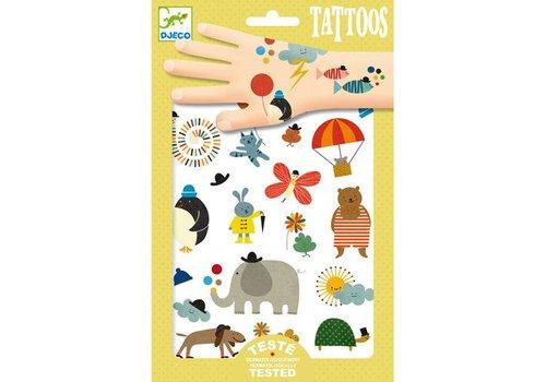 Djeco Tatouages / Jolies petites choses