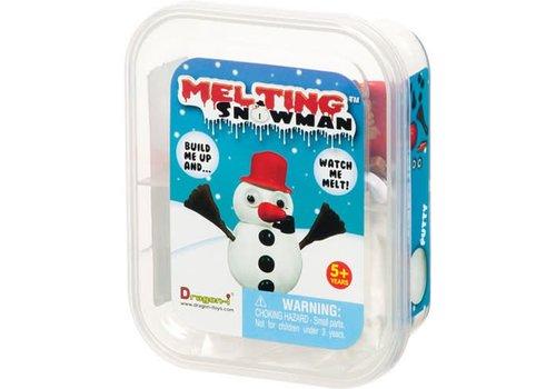 Bonhomme de neige fondant - Melting Snowman