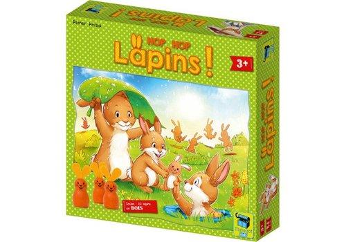 Hop hop les lapins!