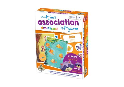 My 1st game Association - Emotions