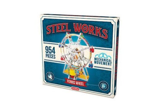 FERRIS WHEEL - STEEL WORKS