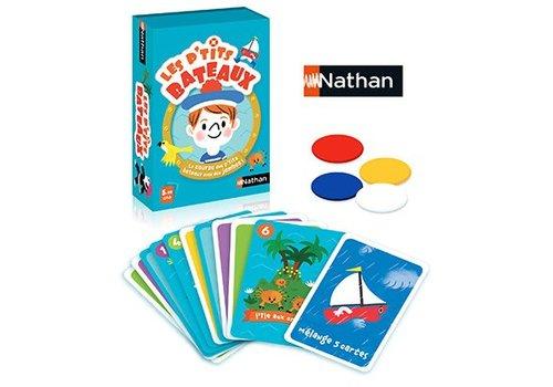 Nathan, Les p'tits bateaux
