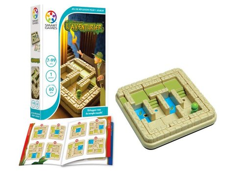 Smart Games L'AVENTURIER (FR)