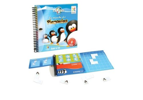 Smart Games MARCHE PINGOUINS (VOYAGE)