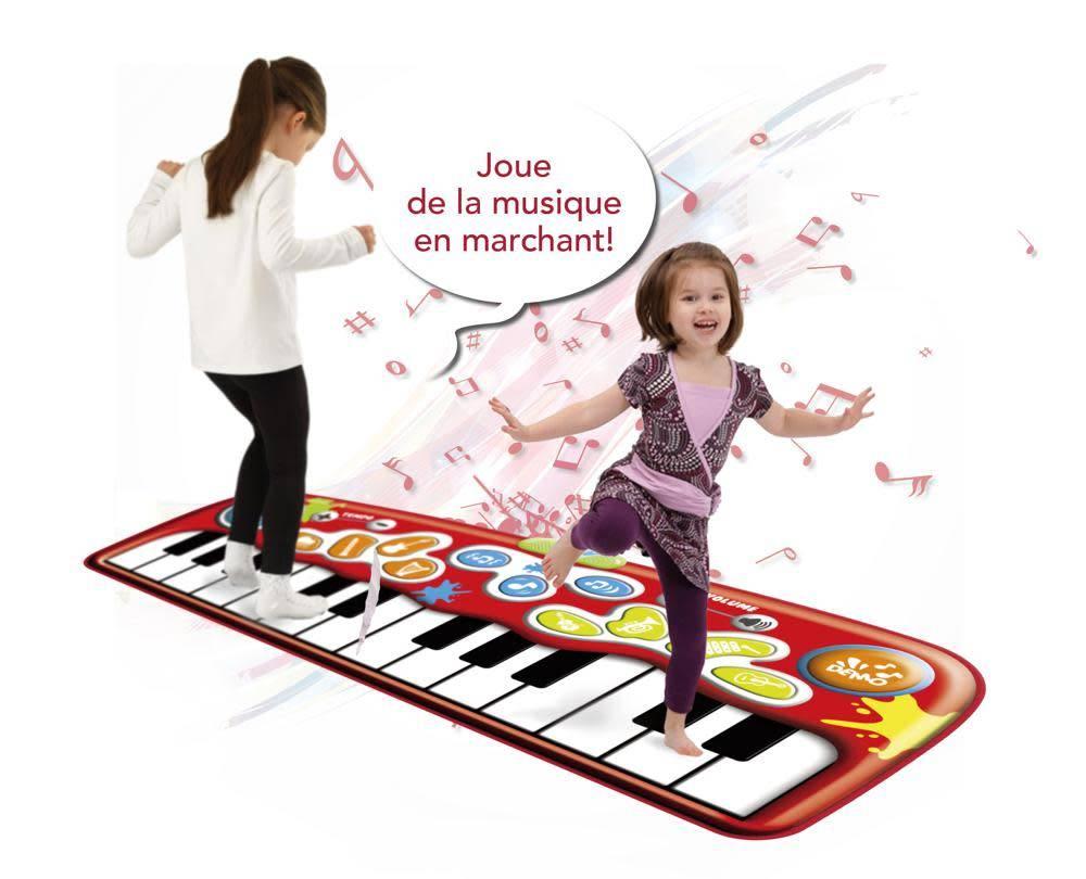Winfun Tapis Piano Jumbo Le Coffret A Jouets
