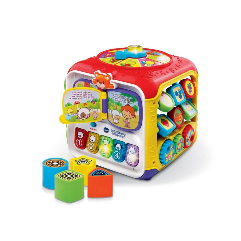 maxi cube multi activit s le coffret jouets. Black Bedroom Furniture Sets. Home Design Ideas