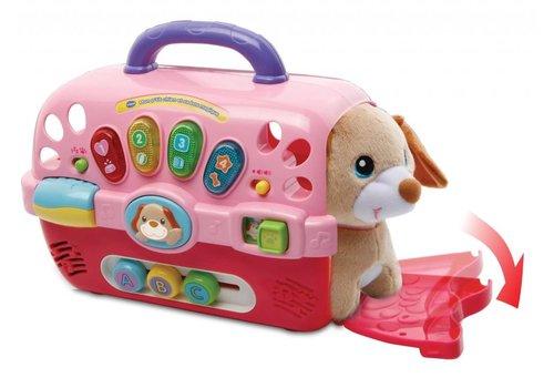 Mon p'tit chien et sa box magique