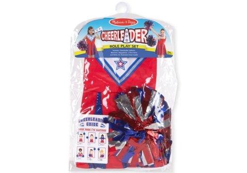 Melissa & Doug Costume de cheerleader 3-6 ans