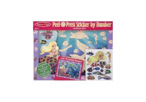 Melissa & Doug Peel & Press Sticker by Number