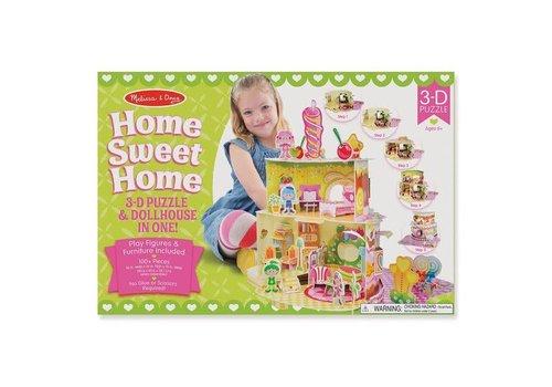 Melissa & Doug Maison de poupée à assembler