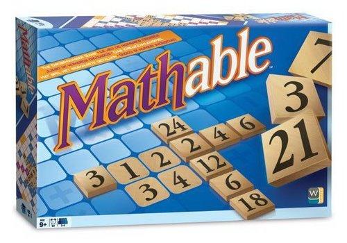 Mathable le jeu de nombres croisés