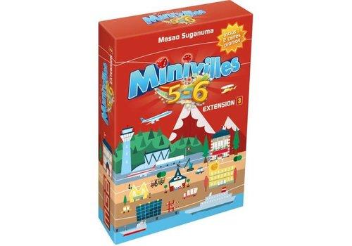 Minivilles Extensions5-6- joueurs