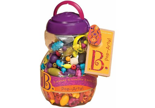 "Battat / B brand B. Seau de perles ""Pop-ARty"" 500 pcs"