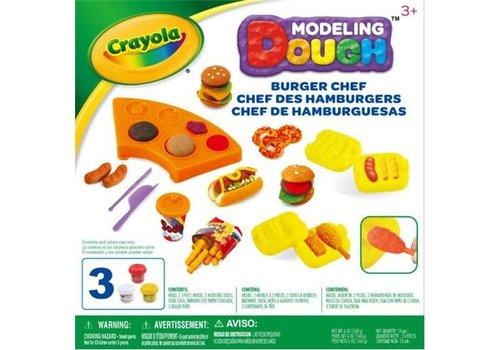Crayola - Chef Burgers