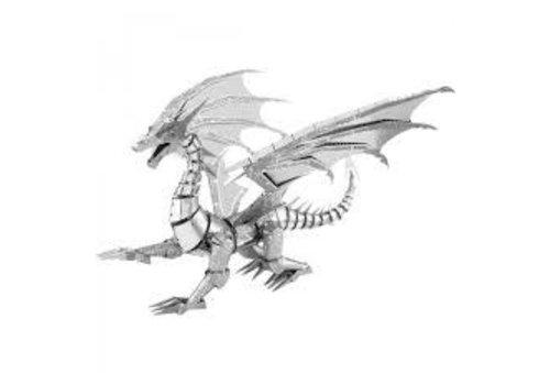 IconX, Dragon Argent, 2 feuilles