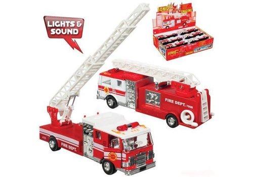 Sonic Fire Truck