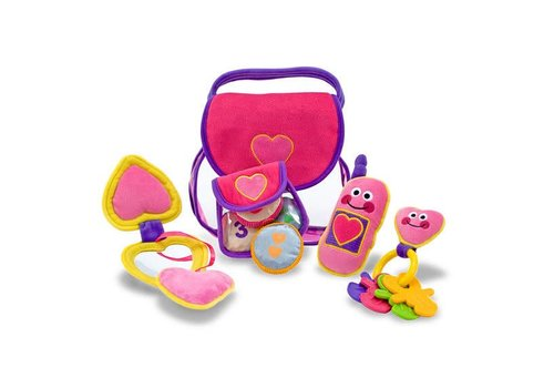 Melissa & Doug Pretty Purse Fill & Spill
